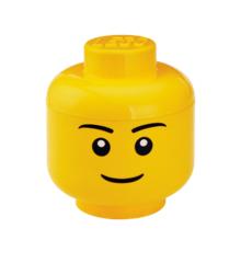 Room Copenhagen - LEGO Opbevaringshoved Dreng - Large