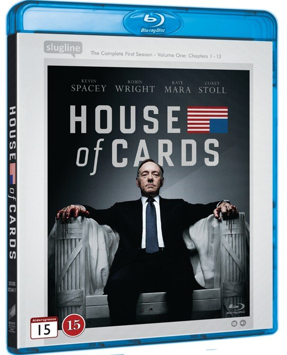 House of cards - season 1 (Blu-Ray)