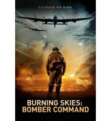 Burning Skies: Bomber Command - Blu ray