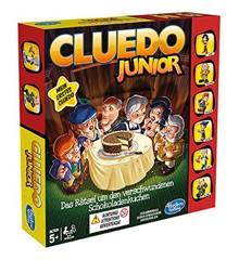 Hasbro Gaming - Cluedo Junior (DK/NO)