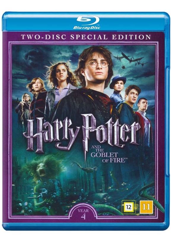 Harry Potter and the Goblet of Fire (Blu-Ray)