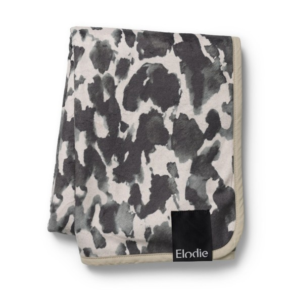 Elodie Details - Velvet Blanket - Wild Paris