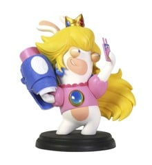 Mario + Rabbids Kingdom Battle 3 Inch Peach Rabbid Figurine