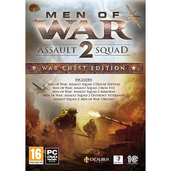 Men of War Assault Squad 2: War Chest Edition
