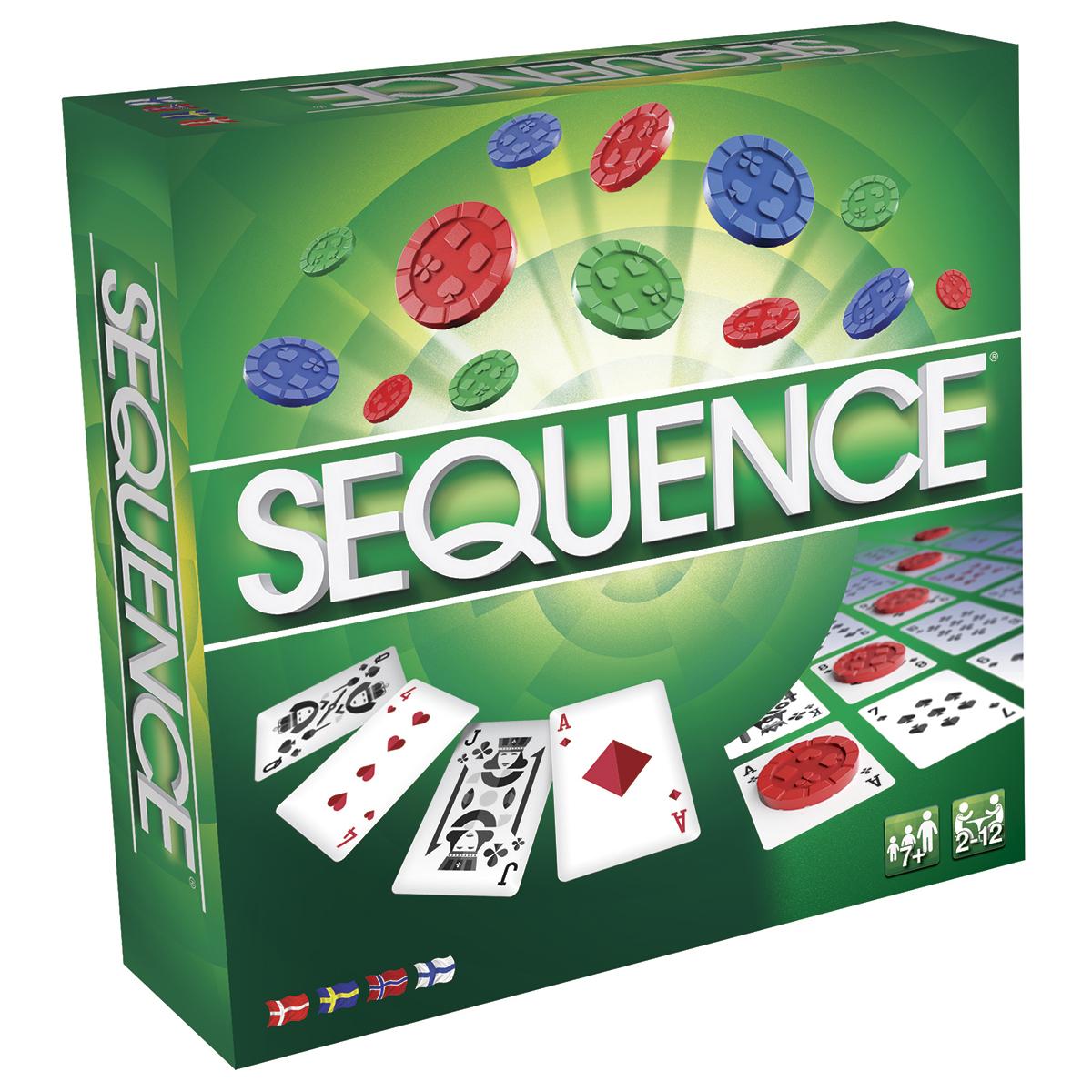Sequence - Brætspil