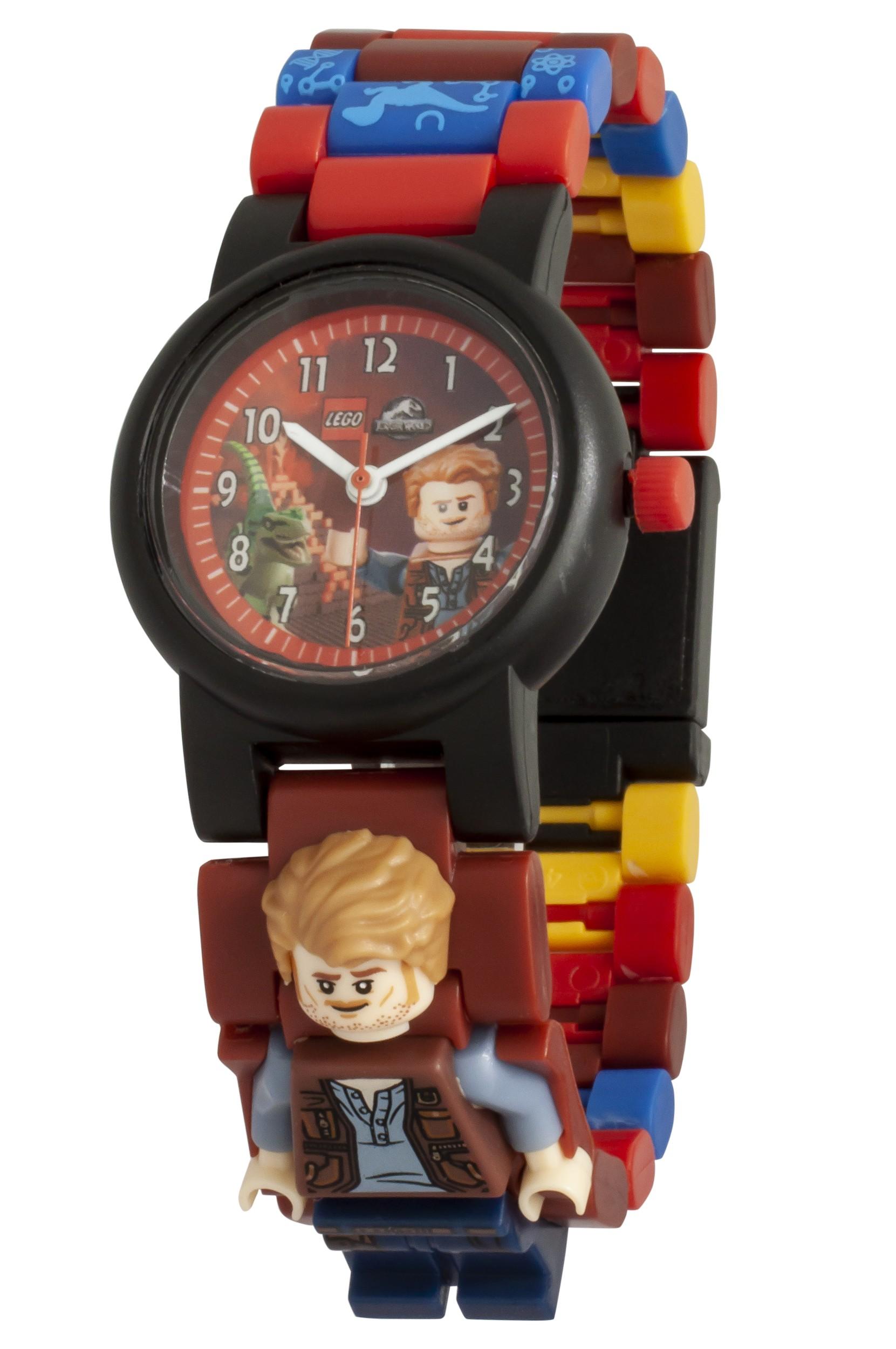 Buy LEGO - Kids Link Watch - Jurassic World - Owen (8021261)