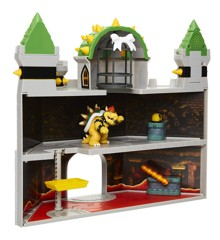 "Nintendo - 2.5"" - Bowser Castle Playset (400202)"