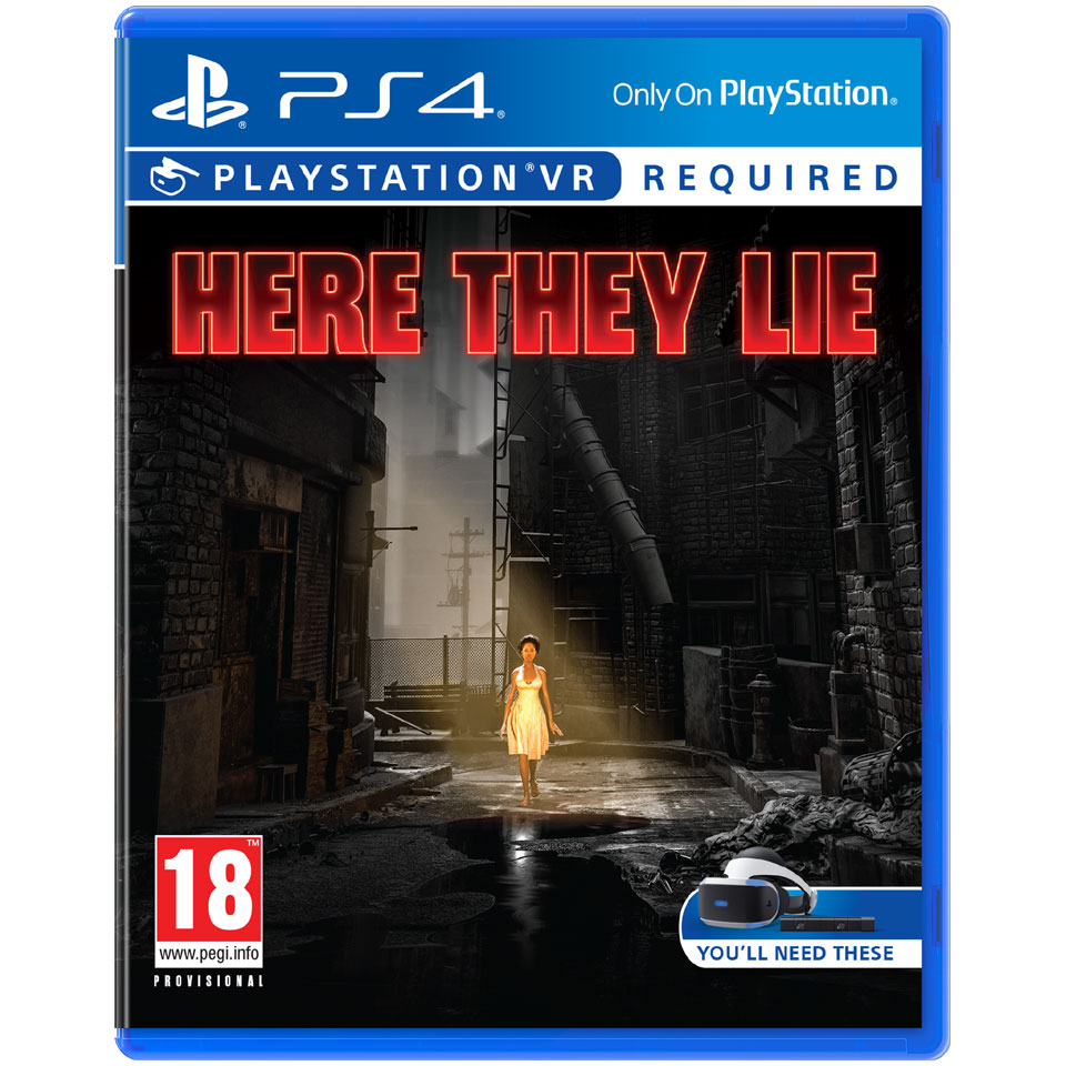 Here They Lie VR (PSVR) (Nordic)