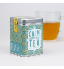 Calm the F*uck Down Tea
