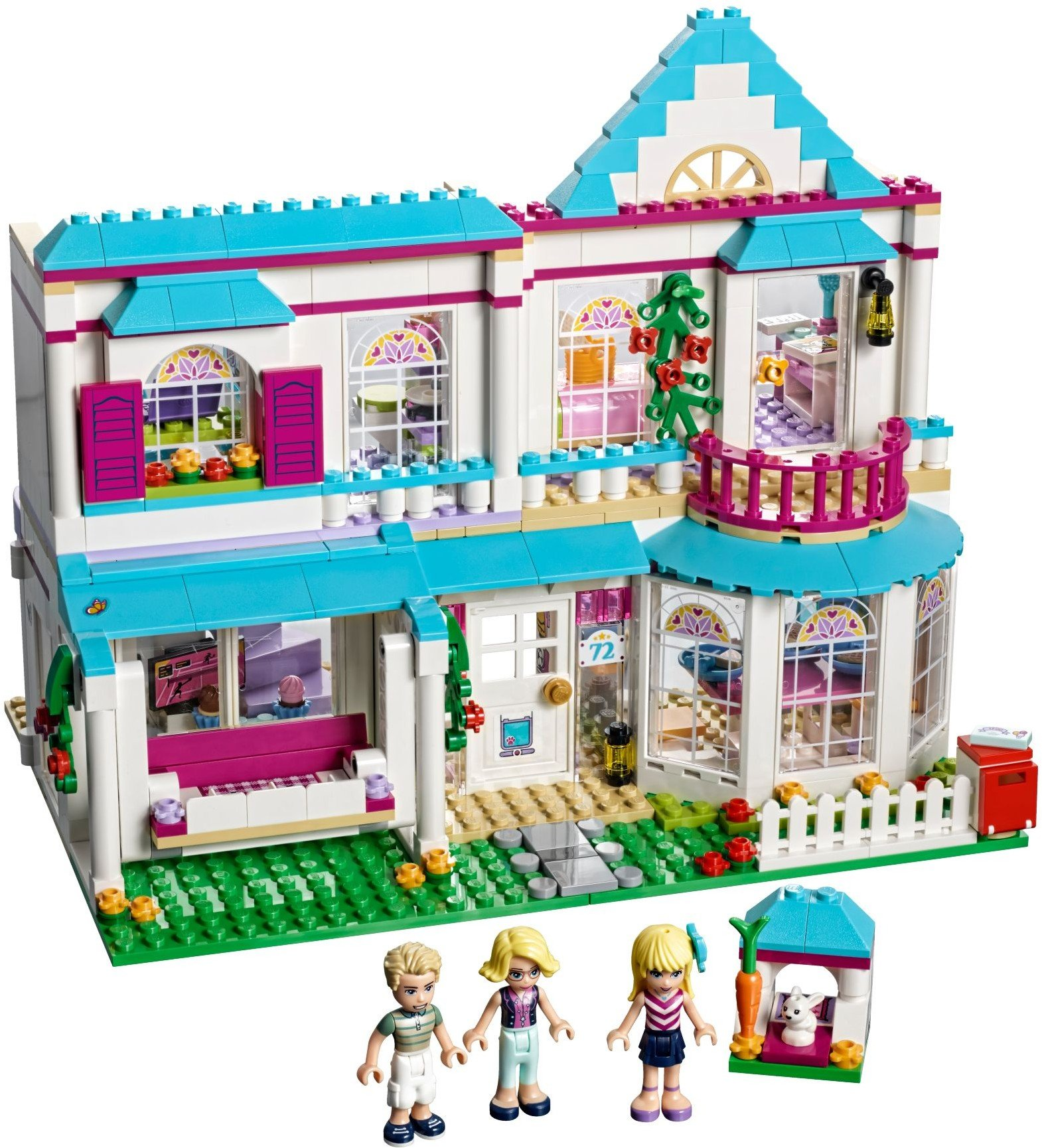 Buy LEGO Friends - Stephanie's House (41314)