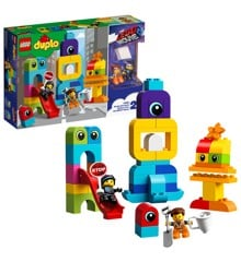 LEGO DUPLO - LEGO Movie 2 - Emmet and Lucy's Visitors from the DUPLO® Planet (10895)