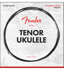 Fender - California Coast - Strenge Til Tenor Ukulele