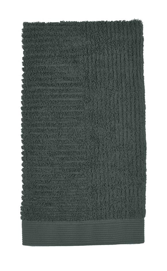Zone - Classic Håndklæde 50 x 100 cm - Pine Grøn
