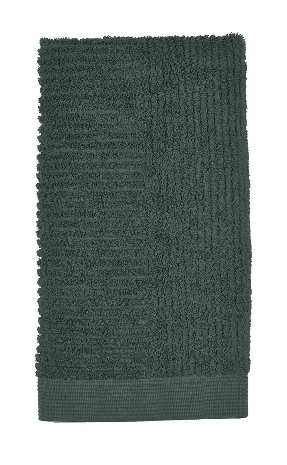 Zone - Classic Towel 50 x 100 cm - Pine Green (330337)