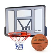 My Hood - Basketkurv Pro med Basketball
