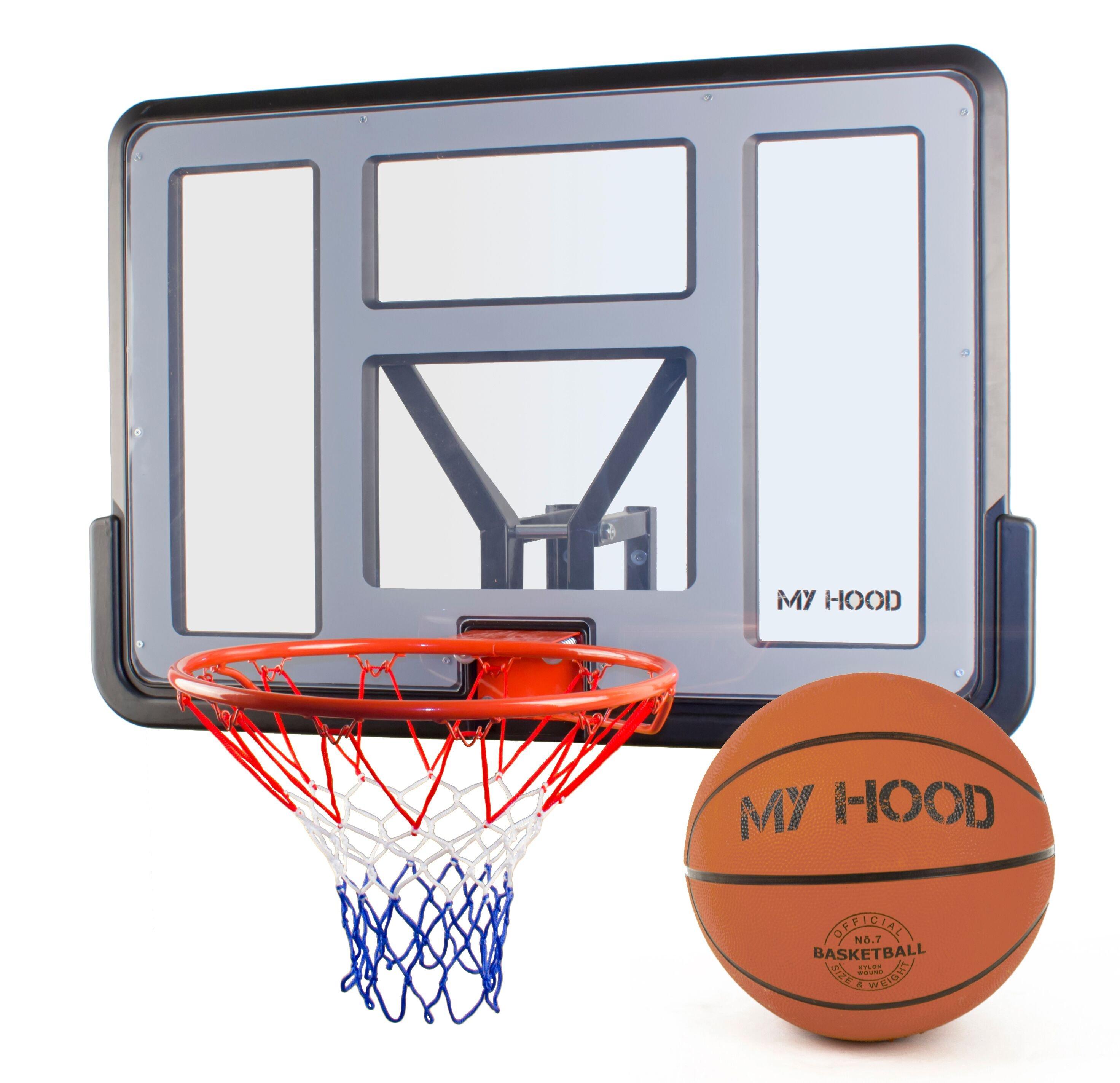 My Hood - Pro Basketball Hoop Set with Basketball (304013)