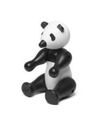 Kay Bojesen - Pandabear WWF medium black/white (39422)