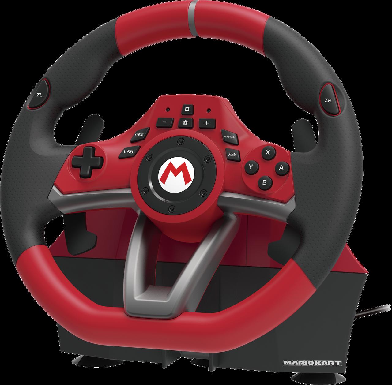 Hori - Switch Mario Kart Racing Wheel Pro Deluxe