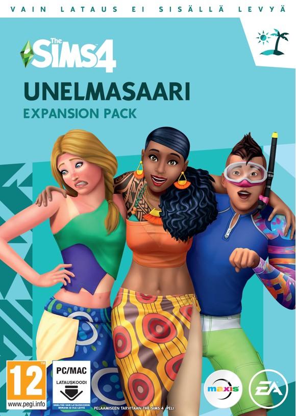 The Sims 4 - Island Living (FI)