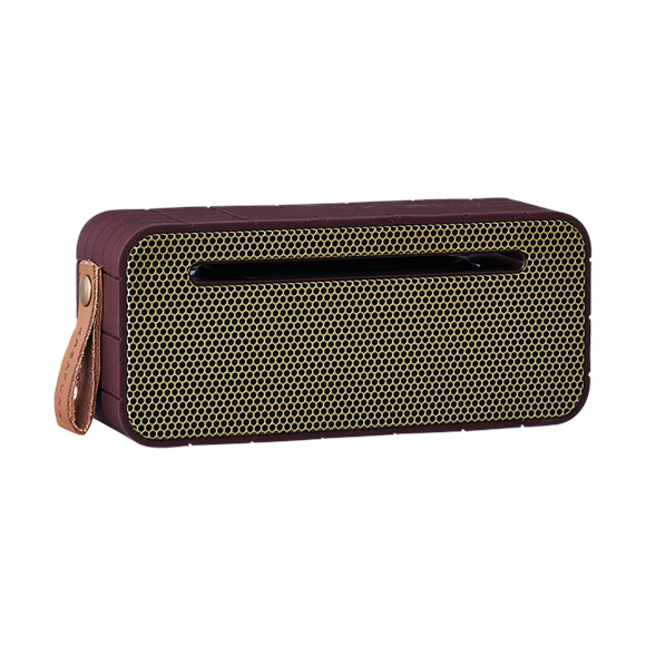 Kreafunk - aMove Bluetooth Speaker - Blomme (Kfng67)