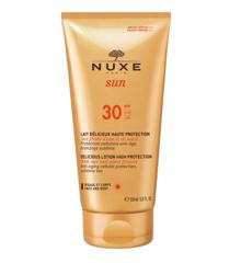 Nuxe Sun - Delicious Solcreme til Krop og Ansigt 150 ml - SPF 30