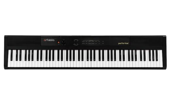 Artesia - Performer - Stage Piano (Black)