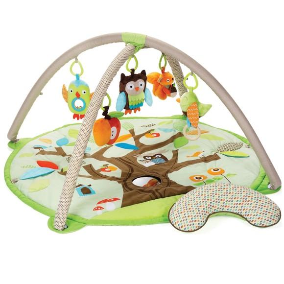 Skip Hop - Aktivitetstæppe til baby - Tree Top Friends