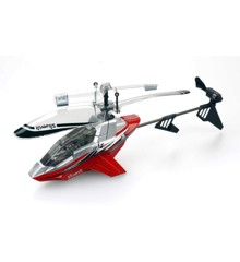 Silverlit - Air Striker - Red/Silver (84688R)
