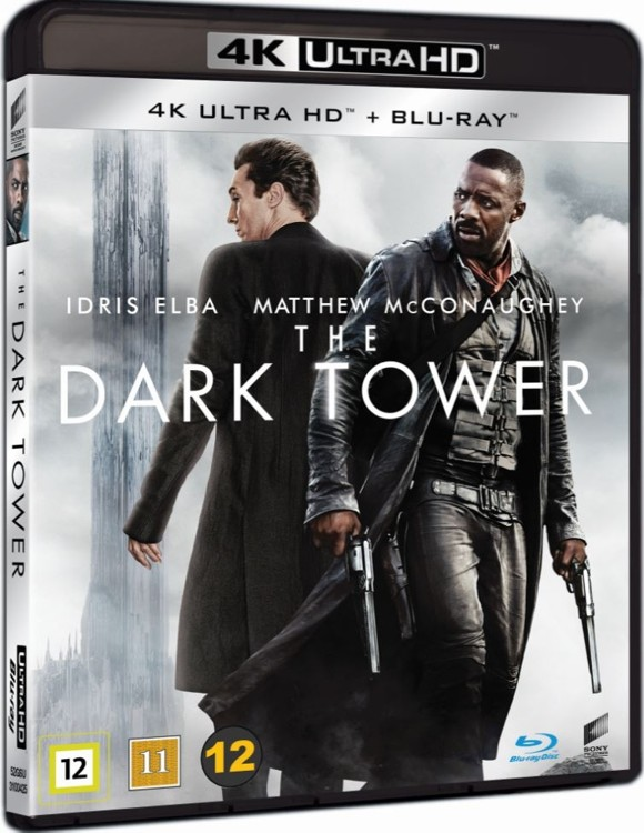 Dark Tower, The (4K Blu-Ray)