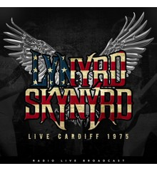 Lynyrd Skynyrd - Best of Live at Cardiff, Wales November 4  1975 - Vinyl