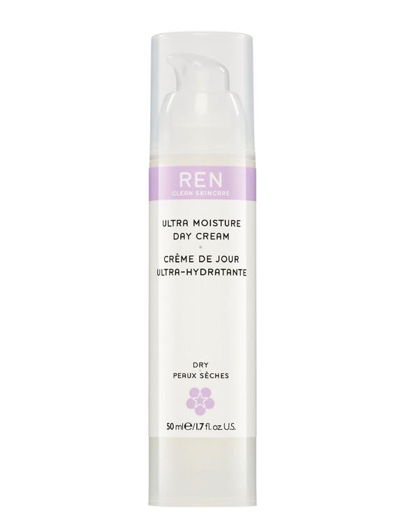 REN - Dry Skin Ultra Moisture Day Cream 50 ml