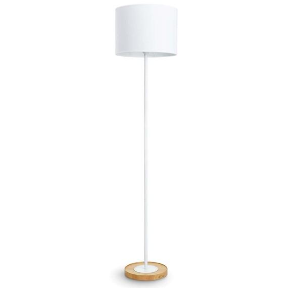 Philips - Limba Floor Lamp White 1x40W 230V - myLiving