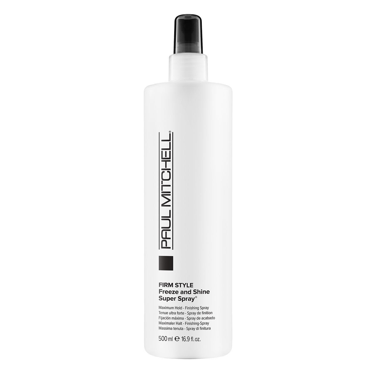Paul Mitchell - Freeze and Shine Super Styling Spray 500 ml