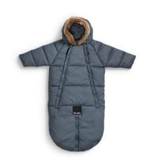 Elodie Details - Baby Kørepose Dragt - Tender Blue 6-12m