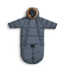 Elodie Details - Baby Overall Footmuff - Tender Blue 6-12m