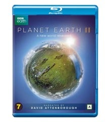 Planet Earth II: A new world revealed (Blu-ray)