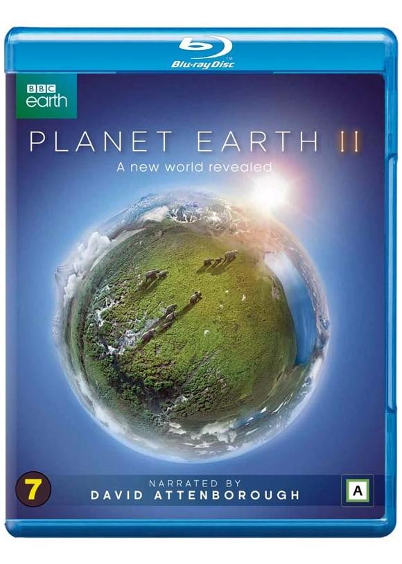Planet Earth II: A new world revealed (Blu-ray)