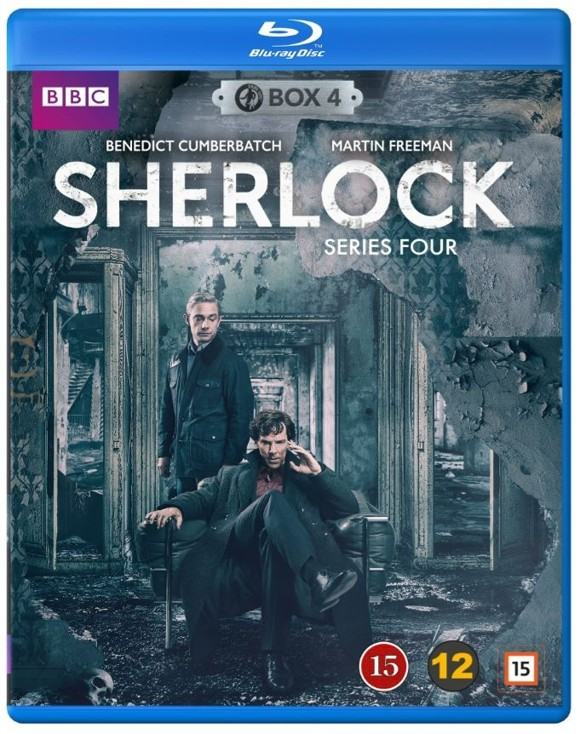 Sherlock - Season 4 (Blu-Ray)