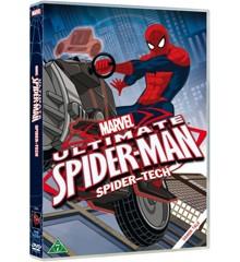 Ultimate Spider-Man: Vol. 1 - Spider-Tech - DVD