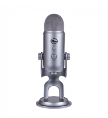 Blue - Microphone Yeti Space Grey