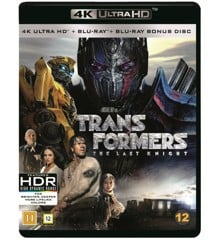 Transformers: The Last Knight (4K Blu-Ray)