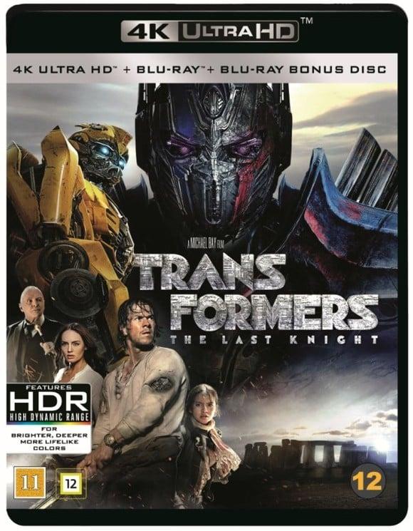 Transformers: The Last Knight (4K Blu-Ray)
