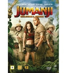 Jumanji: Welcome to the Jungle - DVD