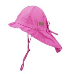 Melton - Hat w/Neck & Bow UPF30+ - Pink (510001-525)