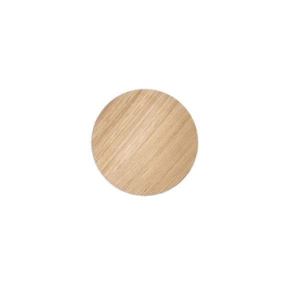 Ferm Living - Wire Basket Top Small - Oiled Oak Veneer (3185)