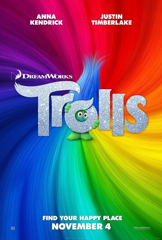 Buy Trolls 3d Blu Ray
