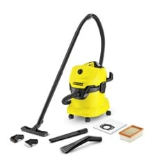 Kärcher - WD 4 Car Multi-Purpose Vacuum Cleaner 20L