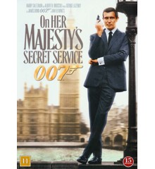 James Bond - On Her Majesty's Secret Service - DVD