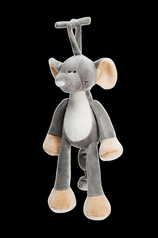 Diinglisaar - Music Plush - Wild - Elephant (14892)