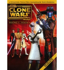 Star Wars - The clone wars  - Season 1 - vol 4 - DVD